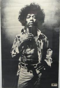 Jimi Hendrix Poster 3